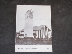 LANAKEN - KERK VAN SMEERMAAS - Lanaken