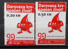 Bosnia And Hercegovina, 2004, Red Cross, (MNH) - Bosnie-Herzegovine