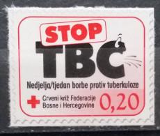 Bosnia And Hercegovina, 2001, Red Cross, TBC (MNH) - Bosnië En Herzegovina