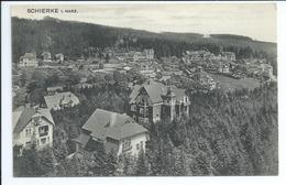 Postkaart Schierke Im Harz Niet Gelopen Not Used 1910 / 1920 - Schierke