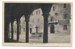 CHIUSI - PIAZZA XX SETTEMBRE  NV FP - Siena