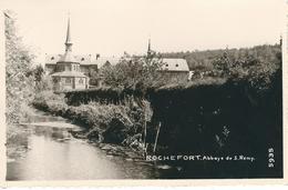 5935 ROCHEFORT : Abbaye De S. Remy - RARE VARIANTE - Edition MOSA - Cachet De La Poste 1954 - Rochefort