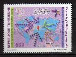 Tunisie. Tunisia.2005 World Summit On The Information Society, Tunis. MNH - Tunisia
