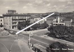 POGGIBONSI  - VEDUTA PIAZZA MAZZINI - Siena