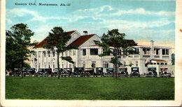 Country Club, Montgomery, Ala. - Montgomery
