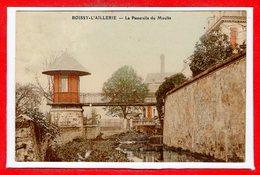 95 - BOISSY L'AILLERIE --  La Passerelle Du Moulin - Boissy-l'Aillerie
