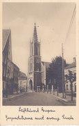 Eupen - Evang. Kirche (echte Fotografie, 1936) - Eupen