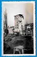 PHOTO 92 Boulogne-Billancourt Bombardement Usines Renault ILE SEGUIN 4 Avril 1943 Aux Abords - Deuxième Guerre Mondiale - Guerre, Militaire