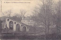 Couvin - Le Château St Roch Et Les Ruines (Edit L. Gillard, 1910) - Couvin