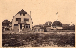 Cpa 62 Wissant Pas De Calais Villa Les Bleuets - Wissant