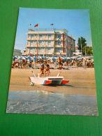 Cartolina Igea Marina - Hotel S. Giorgio ( Viale Pinzon ) 1965 Ca - Rimini