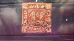 Bayern   : Mi Nr  6  , Geprüft OR  ?? - Bayern