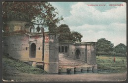 Massacre Steps, Cawnpore, India, 1910 - Postcard - India