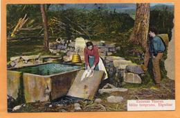 Escenas Vascas Spain 1910 Postcard - Cantabria (Santander)