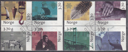 NORUEGA 1997 Nº 1202/10 USADO 1º DIA - Noruega