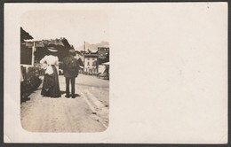 Grand Tour, Switzerland To Sidmouth, Devon, 1907 - RP Postcard - England