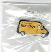 Pin Transporter Der Deutsche Post / Euro Express - Postwesen