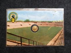 TARJETAS  COLECCION    MUNDIAL  FÚTBOL `82 CON MEDALLA PLACADA 800 AngstrÖms De Oro Fino 24k - [ 8] Colecciones