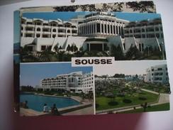 Tunesië Tunisie Tunesia Sousse Hotel Orient Palace - Tunesië