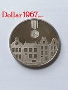 Collectors Coin SCHEVENINGEN – Madurodam  - Pays-Bas 2008 - Elongated Coins
