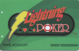 Lighting Poker Card : Casino Bulgarie ? - Casino Cards