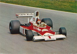 CARTOLINA - POSTCARD - GRAND - PRIX - McLAREN - - Grand Prix / F1