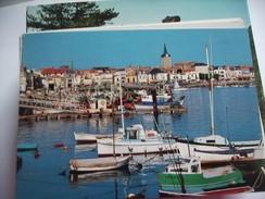 Frankrijk France Frankreich Vendée Les Sables D'Olonne Port Et Ville - Sables D'Olonne