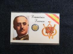 TARJETAS COLECCION CON MEDALLA PLACADA 800 AngstrÖms De Oro Fino 24k - Spanien
