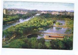 NORTH KOREA - PYONGYANG - LE PARC DE BOTONG-GANG ET SON CANAL - 1960s ( 1626 ) - Cartes Postales