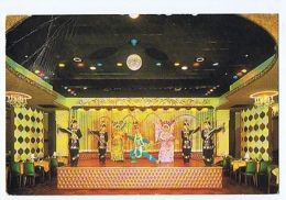 HONG KONG - KOWLOON - OCEANIA RESTAURANT & NIGHT CLUB - 1970s ( 1665 ) - Chine