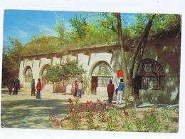 CHINA - YENAN -  SHAOSHAN - MAO ZEDONG HOUSE - ITALIAN EDITION 1970s ( 1627 ) - Cartes Postales