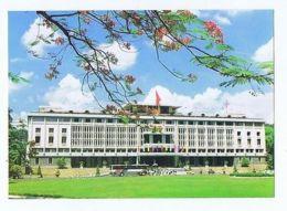 VIETNAM - HO CHI MINH CITY - REUNIFICATION PALACE - PHOTO LIKSIN - 1970s (1673) - Cartes Postales