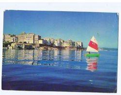 GREECE - KERKIRA / CORFU - LE MURAIL - STAMP - 1970 ( 1718 ) - Cartes Postales