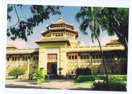 VIETNAM - HO CHI MINH CITY - HISTORICAL MUSEUM - PHOTO HUU VINH 1970s ( 1690 ) - Cartes Postales
