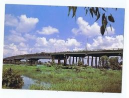 VIETNAM - HO CHI MINH CITY - SAI GON BRIDGE - PHOTO LIKSIN - 1970s ( 1676 ) - Cartes Postales
