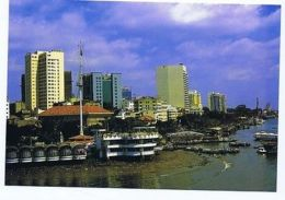 VIETNAM - HO CHI MINH CITY - SAI GON RIVER - PHOTO HUU HINHN - 1970s (1675) - Cartes Postales