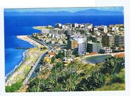 GREECE - RHODES / RODI - VIEW OF THE TOWN - 1970s  ( 1702 ) - Cartes Postales