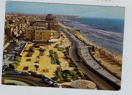 TEL-AVIV - SEA FRONT - LONDON SQUARE & OLD JAFFA - EDIT PALPHOT 1960s ( 1599 ) - Cartes Postales