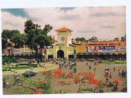 VIETNAM - HO CHI MINH CITY - BEN THANH MARKET - PHOTO HUU NEN - 1970s ( 1687 ) - Cartes Postales