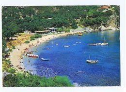 GREECE - KERKIRA / CORFU - ALIPA / PALEOCASTRIZA - STAMP ( 1693 ) - Cartes Postales