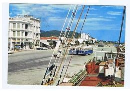 GREECE - THESSALY - VOLOS - CENTRAL QUAY - STAMPS - 1970 ( 1720 ) - Cartes Postales