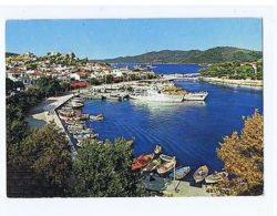 GREECE - SKIATOS - GENERAL VIEW OF THE BEACH - EDIT M. TOMBIS - 1970s ( 1715 ) - Cartes Postales