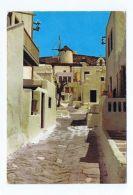 GREECE - MYCONOS - THE WIND MILL - 1970s ( 1714 ) - Cartes Postales
