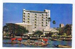 THAILAND - BANGKOK - THE ORIENTAL HOTEL - 1960s ( 1638 ) - Cartes Postales