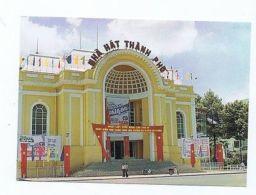 VIETNAM - HO CHI MINH CITY - THEATER - PHOTO STUDIO LIKSIN - 1970s ( 1670 ) - Cartes Postales