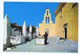 GREECE - KERKIRA / CORFU - THE MONASTERY - 1970s ( 1708 ) - Cartes Postales
