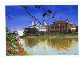 VIETNAM - HO CHI MINH - NHA RONG MUSEUM - PHOTO HUU CAY - 1970s ( 1679 ) - Cartes Postales
