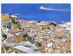 GREECE - NAUPLIA / Nafplio / NAUPLIE - THE PICTURESQUE BOURTZI - 1970s ( 1726 ) - Cartes Postales