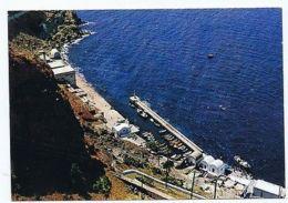 GREECE - SANTORINI - THYRA / FIRA - THE PORT - 1970s ( 1659 ) - Cartes Postales