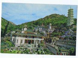 HONG KONG - VIEW OF TIGER GARDENS - EDIT WING TAI CHEUNG - 1970s ( 1634 ) - Chine